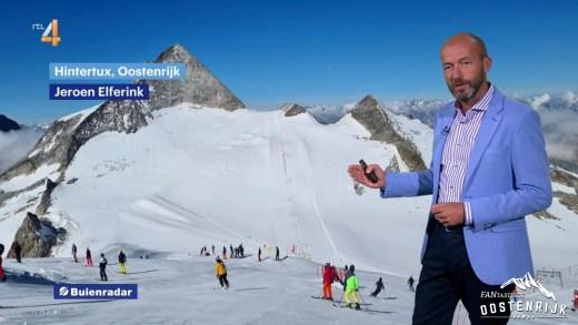Hintertuxer Gletsjer 7 augustus 2020 SNEEUWVIDEO