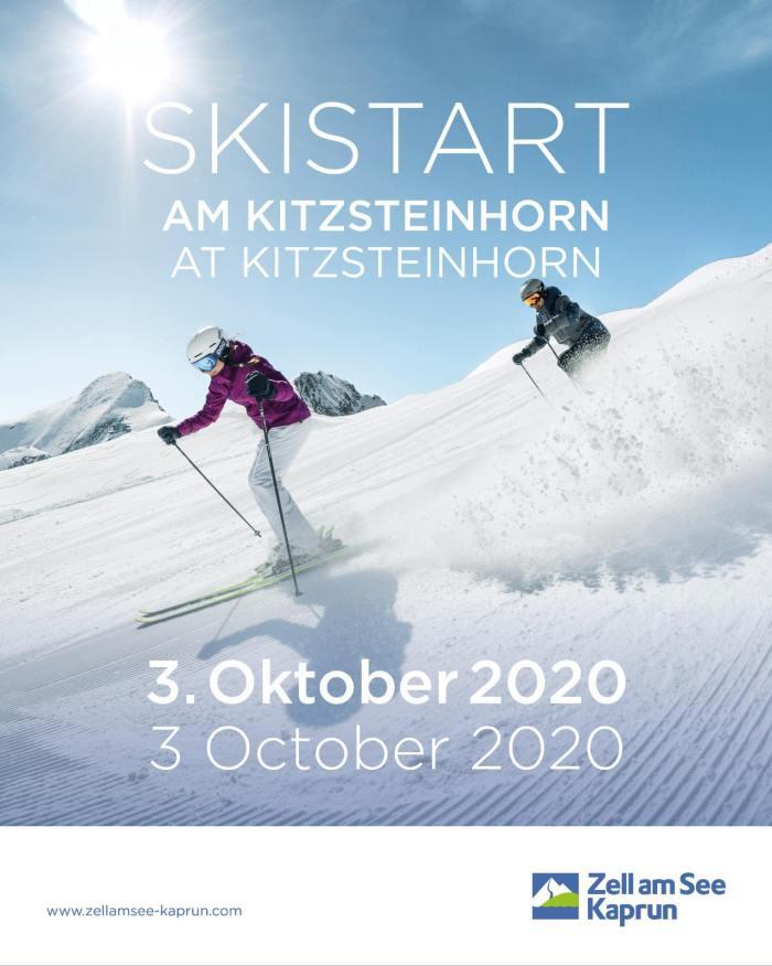 Winterseizoen Start Kaprun Kitzsteinhorn 3 oktober 2020