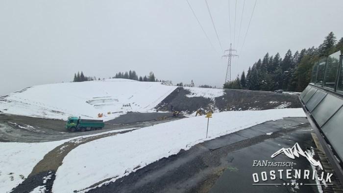 SkiWelt Brixen im Thale Brantlalmsee