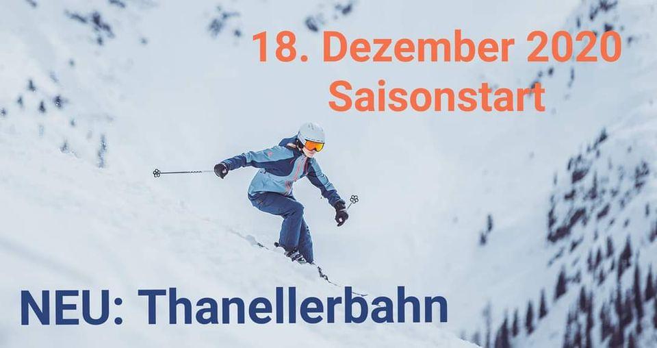 Berwang Thanellerbahn opening