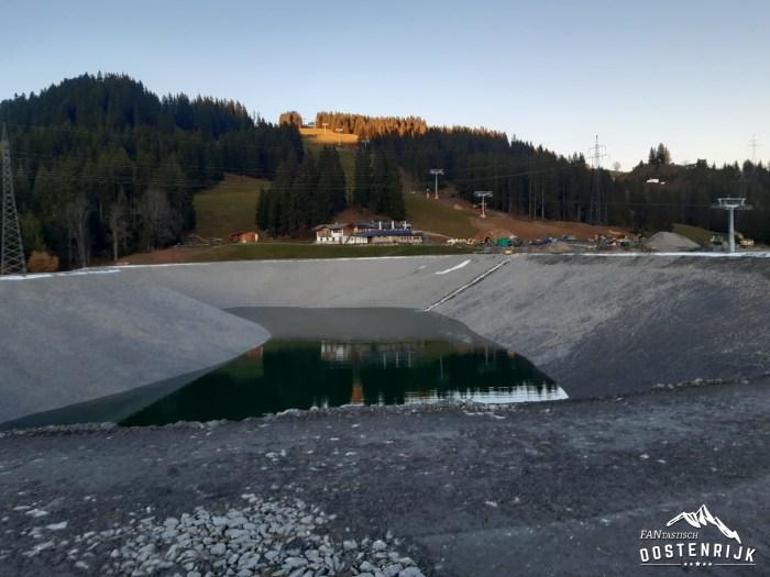 SkiWelt SkiWelt Brixen im Thale Brantlalm