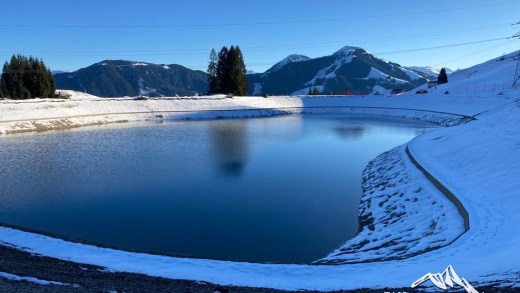 Filzalm See Brixen im Thale
