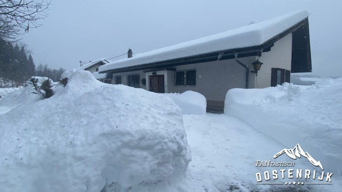 Sneeuwruimen Lieserbrücke