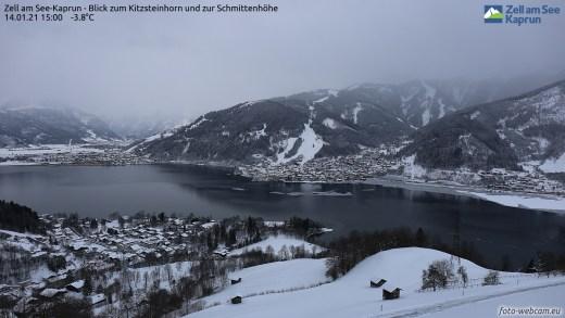 Webcams Oostenrijk 14 januari 2021 verse sneeuw!