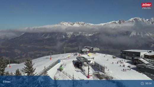 Webcams Oostenrijk 6 maart 2021