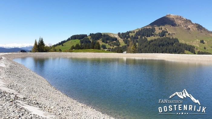 Brantalmsee Brixen im thale Hohe Salve