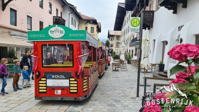 St Johann in Tirol Bummelzug