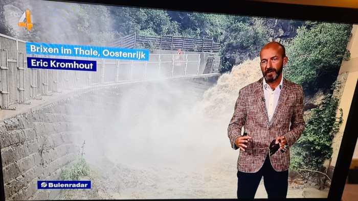 RTL Weer Hopfgarten E-Werken Waterval