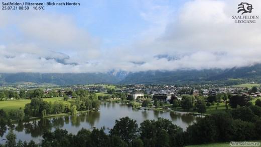 Opnieuw onweersbuien in Oostenrijk