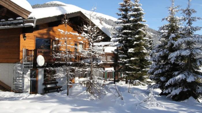 Chalet appartement Aisch Hütte