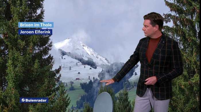 RTL Weer Brixen im Thale 13 oktober 2021