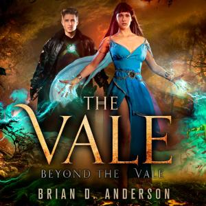Beyond the Vale audiobook square cover