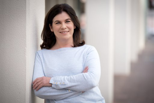 Catherine M Walker author photo