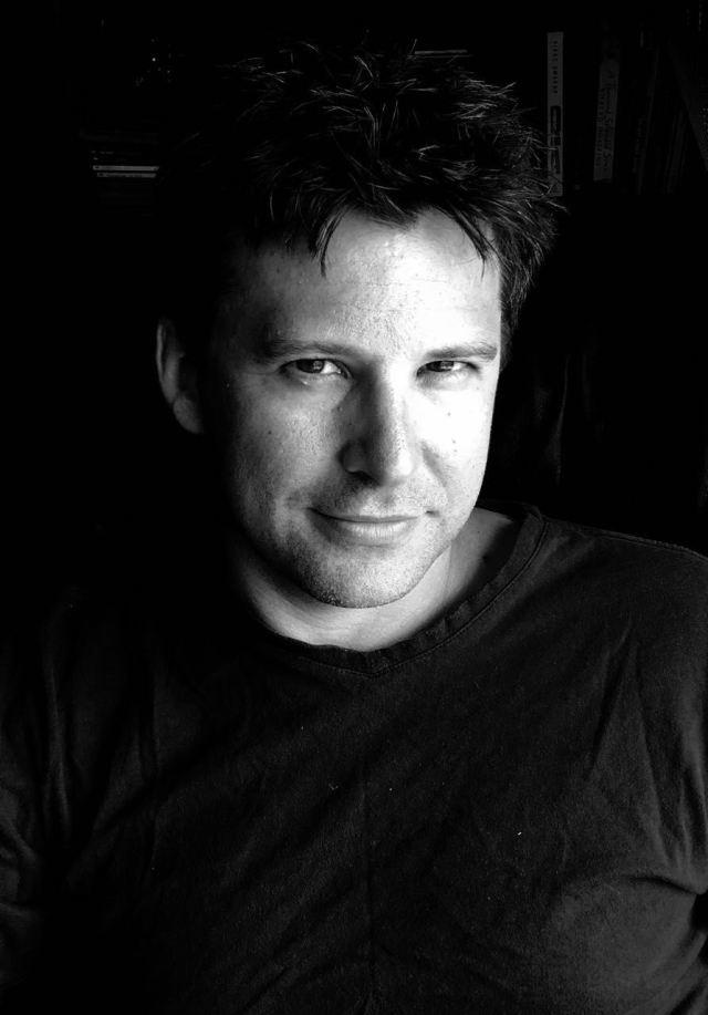 Mark Johnson Author Photo