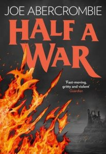 Half a War (Shattered Sea, #3) by Joe Abercrombie