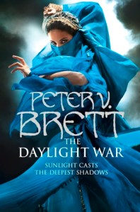 The Daylight War (Demon Cycle) by Peter V. Brett