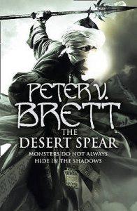 The Desert Spear (Demon Cycle) by Peter V. Brett