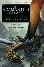 The Adamantine Palace (Memory of Flames) by Stephen Deas