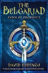 Pawn of Prophecy (Belgariad) by David Eddings