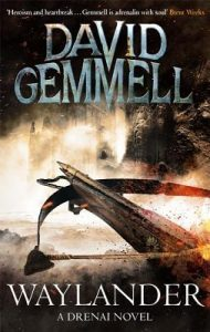 Waylander (Drenai) by David Gemmell