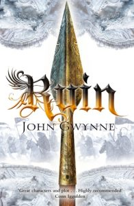 Ruin (Faithful and Fallen, #1) by John Gwynne