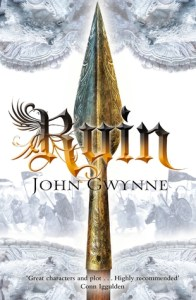 Ruin (Faithful and Fallen, #3) by John Gwynne