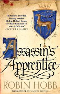 Assassin's Apprentice (Farseer, #1) by Robin Hobb