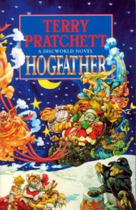 Hogfather (Discworld, #20) by Terry Pratchett
