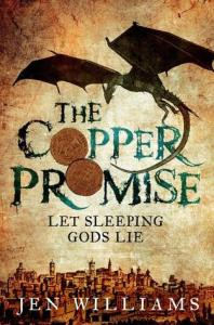The Copper Promise (Copper Cat, #1) by Jen Williams