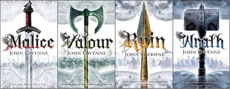 Review: Malice (The Faithful and the Fallen Book 1) by John Gwynne