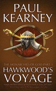 Hawkwood's Voyage (Monarchies of God) by Paul Kearney