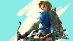 Zelda Breath of the Wild (Link)