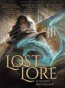Lost Lore: A Fantasy Anthology (Cover)