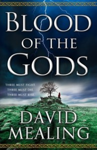 Blood of the Gods (Ascension Cycle) by David Mealing