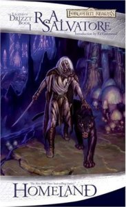 Homeland (Forgotten Realms/Dark Elf) by R. A. Salvatore