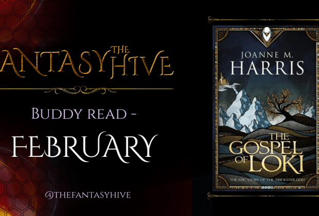 The Gospel of Loki by Joanne Harris (February)