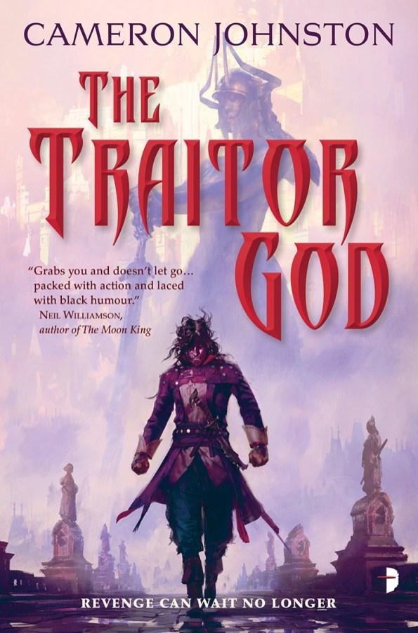 The Traitor God (Age of Tyranny) by Cameron Johnston