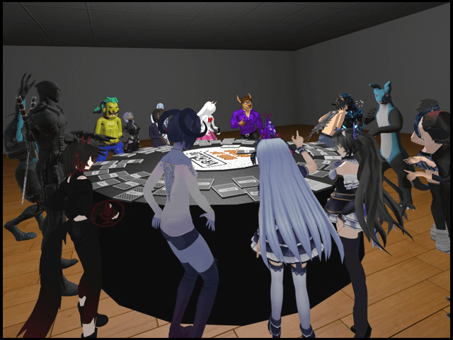 Life in the Metaverse - Introducing the Virtual Reality Pub