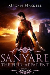 The Heir Apparent (Sanyare) by Megan Haskell