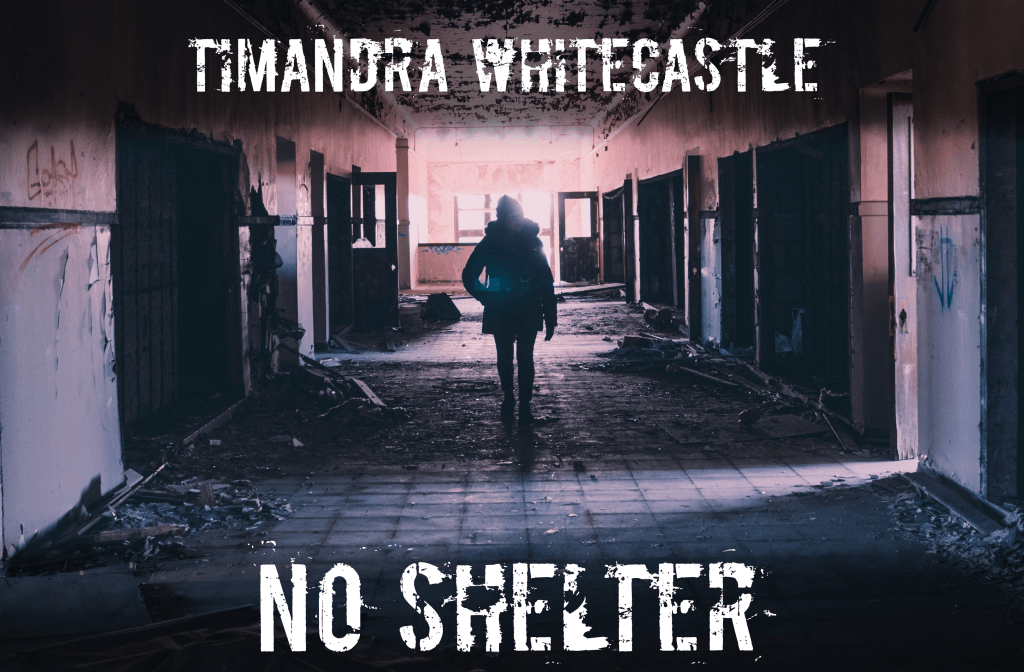 No Shelter by Timandra Whitecastle