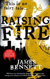 Raising Fire (Ben Garston) by James Bennett