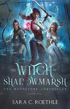 Roethle - the Witch of Shadowmarsh
