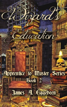 Eggebeen - Wizard's Education