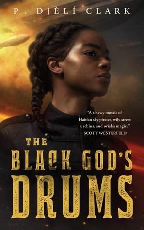 Clark - The Black God's Drums