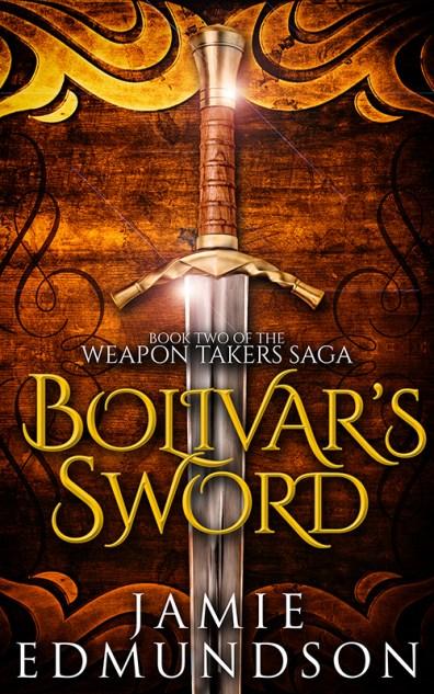 Edmundson - Bolivar's Sword