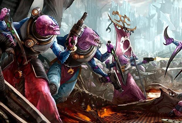 Genestealer-warhammer-banner