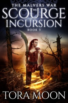 Moon - The Scourge Incursion