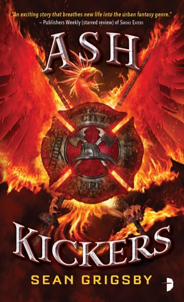 Ash Kickers (Smoke Eaters) by Sean Grigsby
