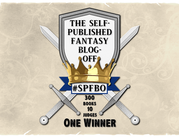SPFBO Banner (The Fantasy Hive)