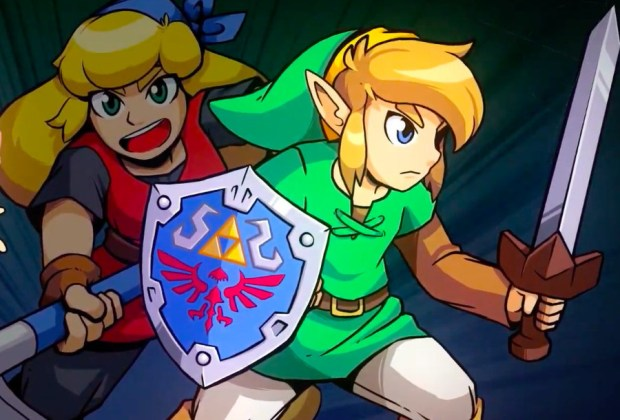 Cadence of Hyrule: Crypt of the Necrodancer Featuring The Legend of Zelda (Feature)